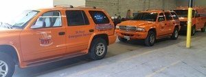 Water Damage Chowchilla Restoration Suvs At Warehouse